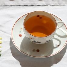 Comment nettoyer une tache de thé ?