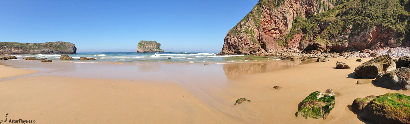 Ballota Beach Llanes Asturias1
