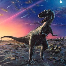 Dinosaurs extinction theories