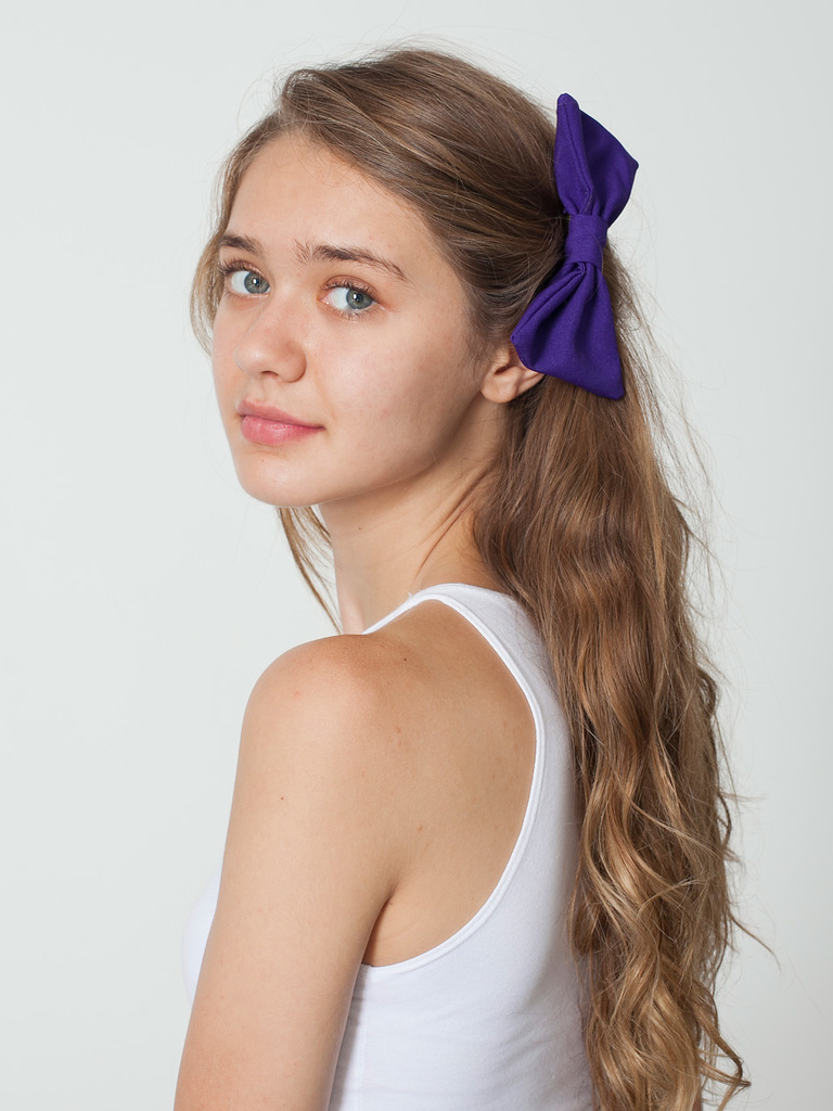 American Apparel Hair Bow