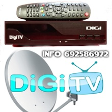 Digi Tv Spania ( España )