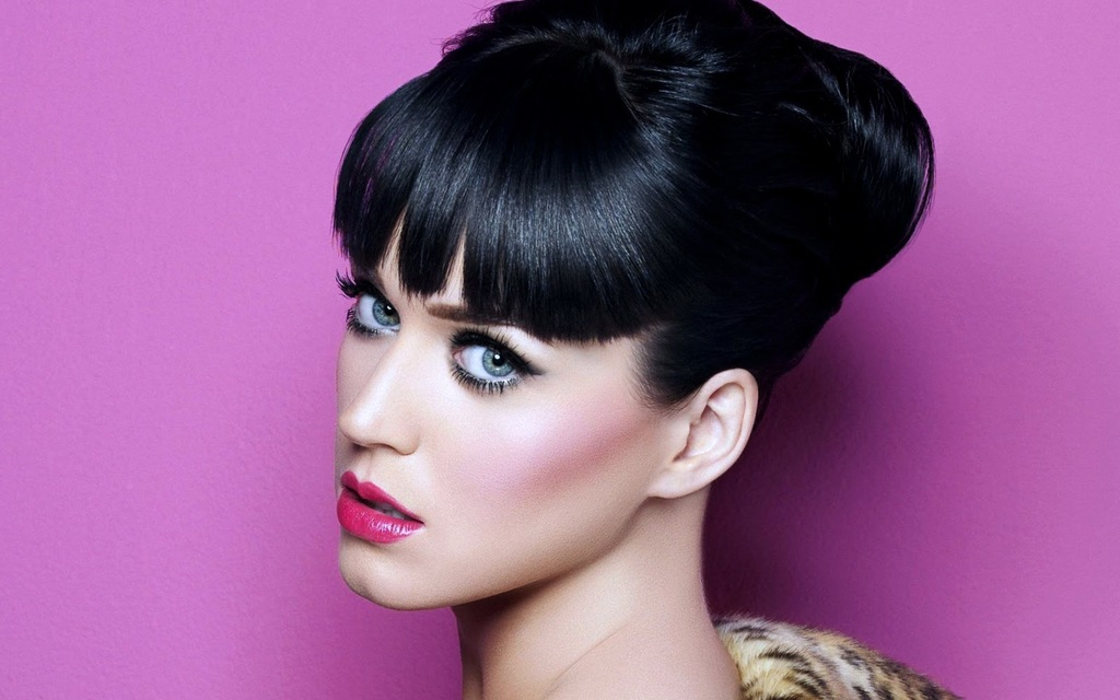 Katy Perry Pink Lips