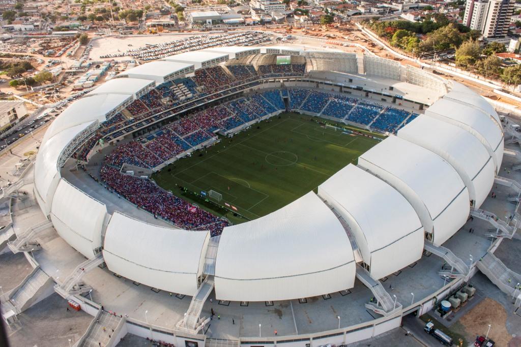 Arena Das Dunas Natal Brazil