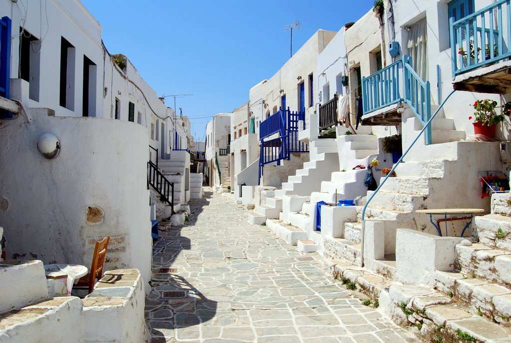 Yp186 Yacht Charter Ciclades Greece Folegandros