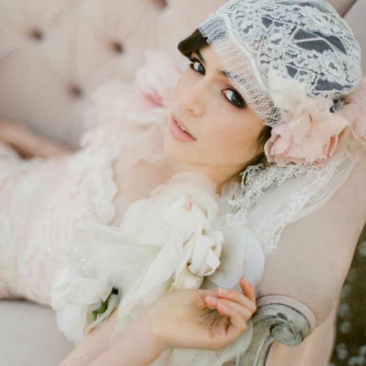 Great Gatsby Wedding Inspiration For Vintage Brides 4 Full