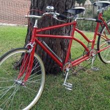 Tándem, la bici doble