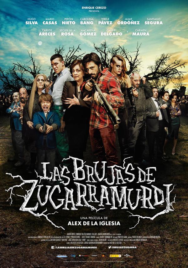 Exclusiva Poster De Las Brujas De Zugarramurdi De Alex De La Iglesia Noticia Main
