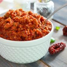 Couli  de tomates séchées