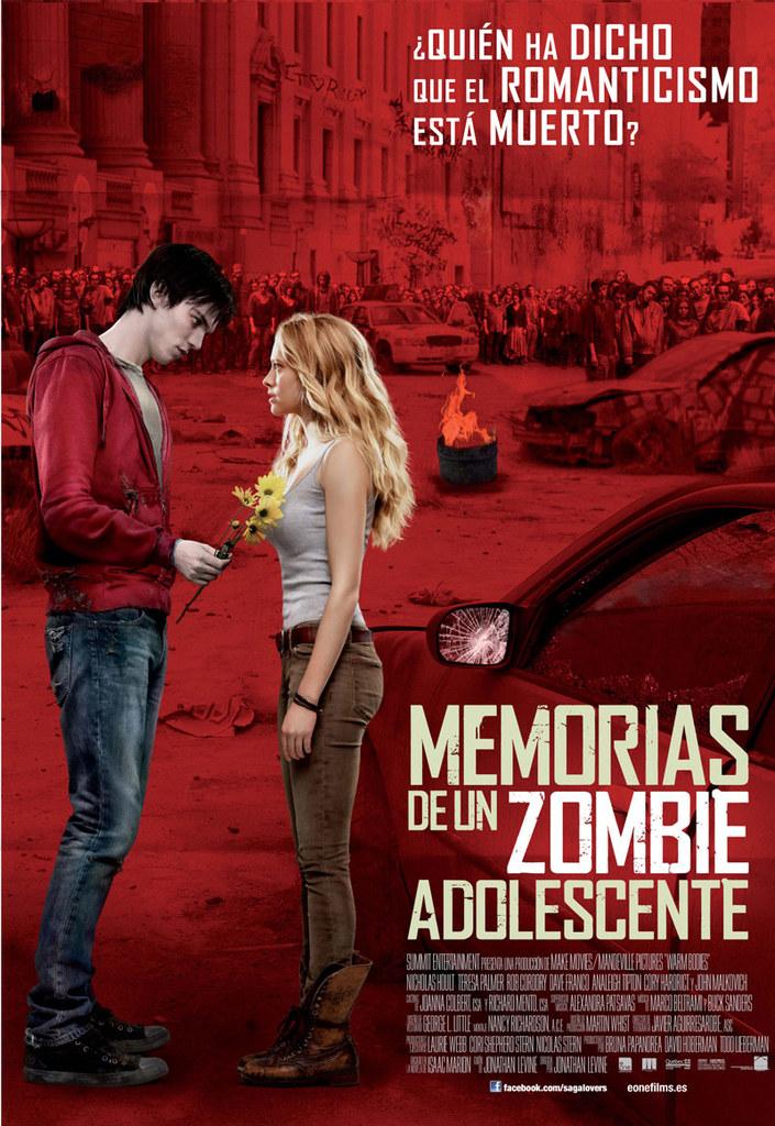 Cartel Definitivo Y Trailer De Memorias De Un Zombie Adolescente Original Jpg