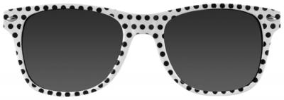 Wg43 Lunettes Soleil Divers Black Dots Pois Punk Rock 1369729466 Zoom