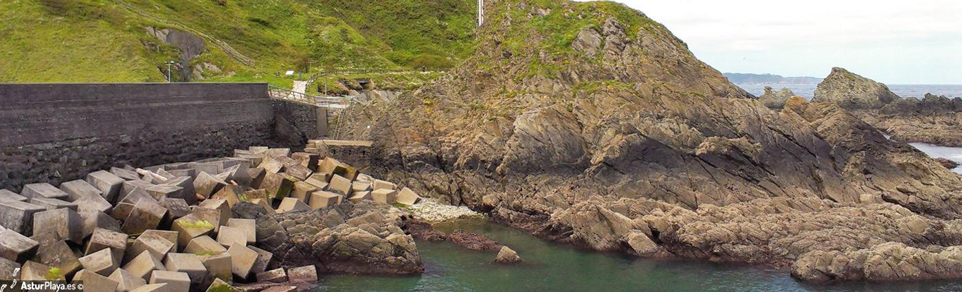 La Guardada Beach Asturias2