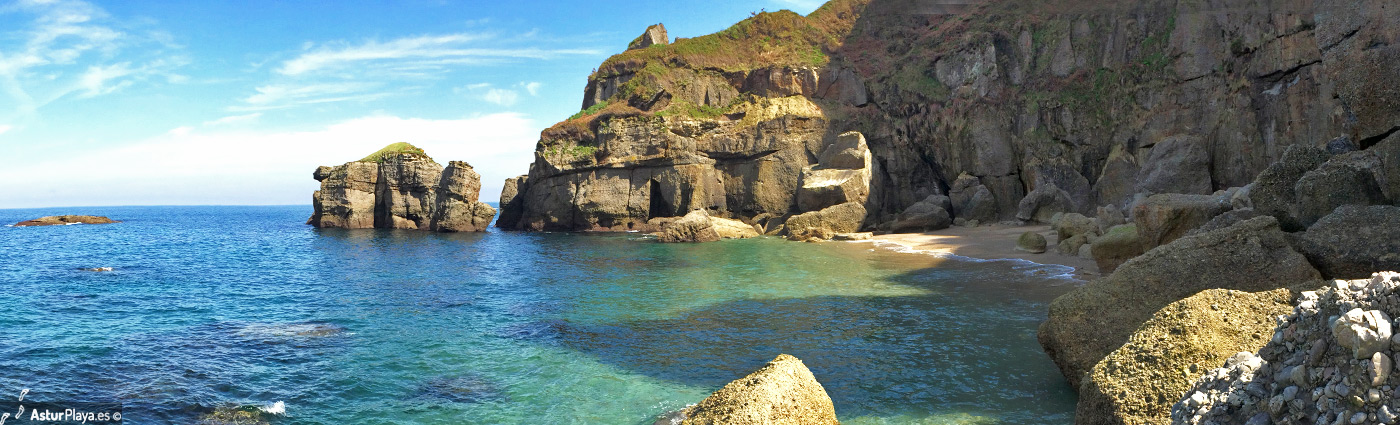 Cagonera Gijon Beach1