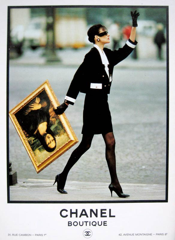 Chanel Joconde Annees 80