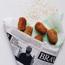 Croquetas de quinoa #singluten