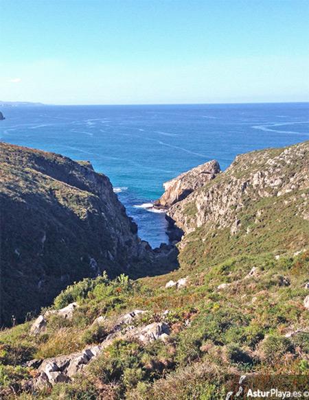 Regolgueru Cove Asturias