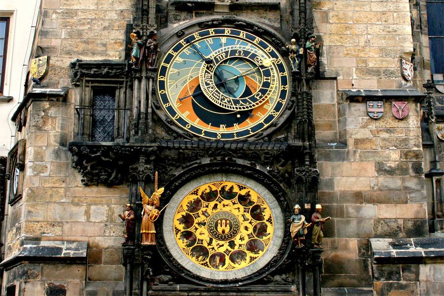 Reloj Astronomico Praga