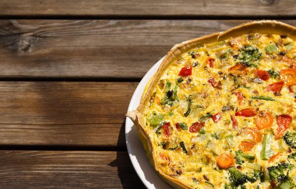 Quiche Verduras Receta Sin Gluten Paso Paso Cocinaconpoco Com 105
