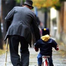 Actividades entre abuelos y nietos