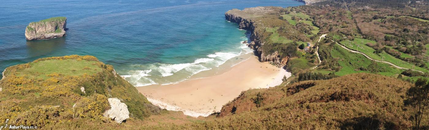 Andrin Beach Llanes Asturias Mainpic