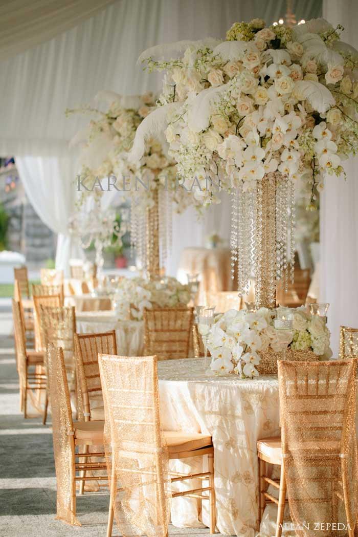 Gatsby Wedding Glamorous