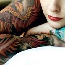 Tatuajes de Brazo Completo