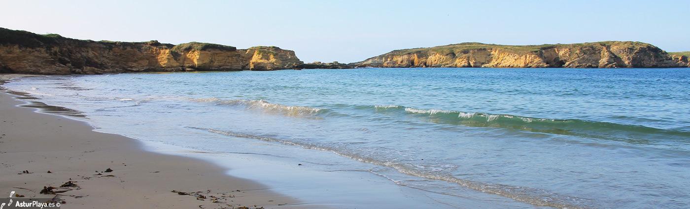 Santa Gadea Ribeiria Beach Mainpic