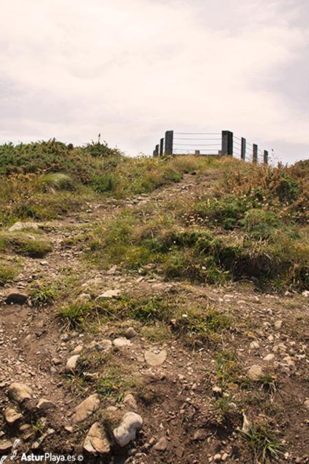 Cape Busto Viewpoint Asturias