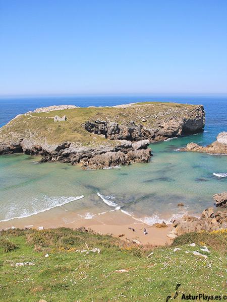 Antilles Beach Llanes Asturias Spain