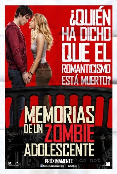 Memorias De Un Zombie Adolescente 03