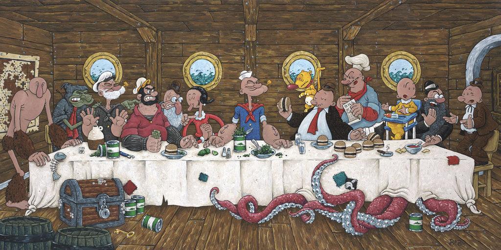 Supper Popeye