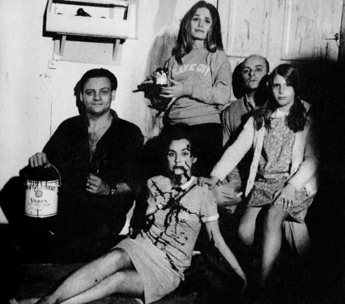 Behind The Scenes Of Night Of The Living Dead 1968