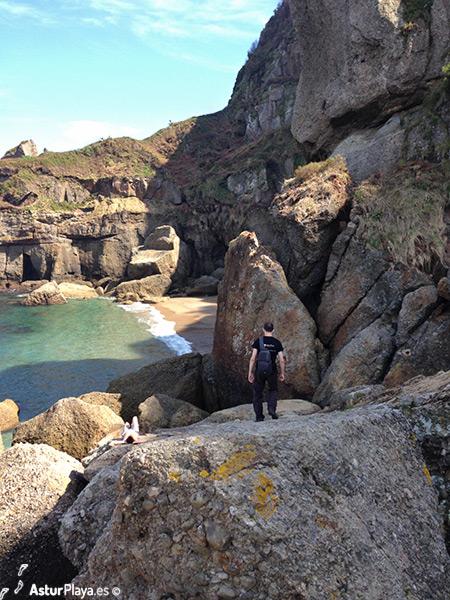 Cagonera Beach Asturplaya