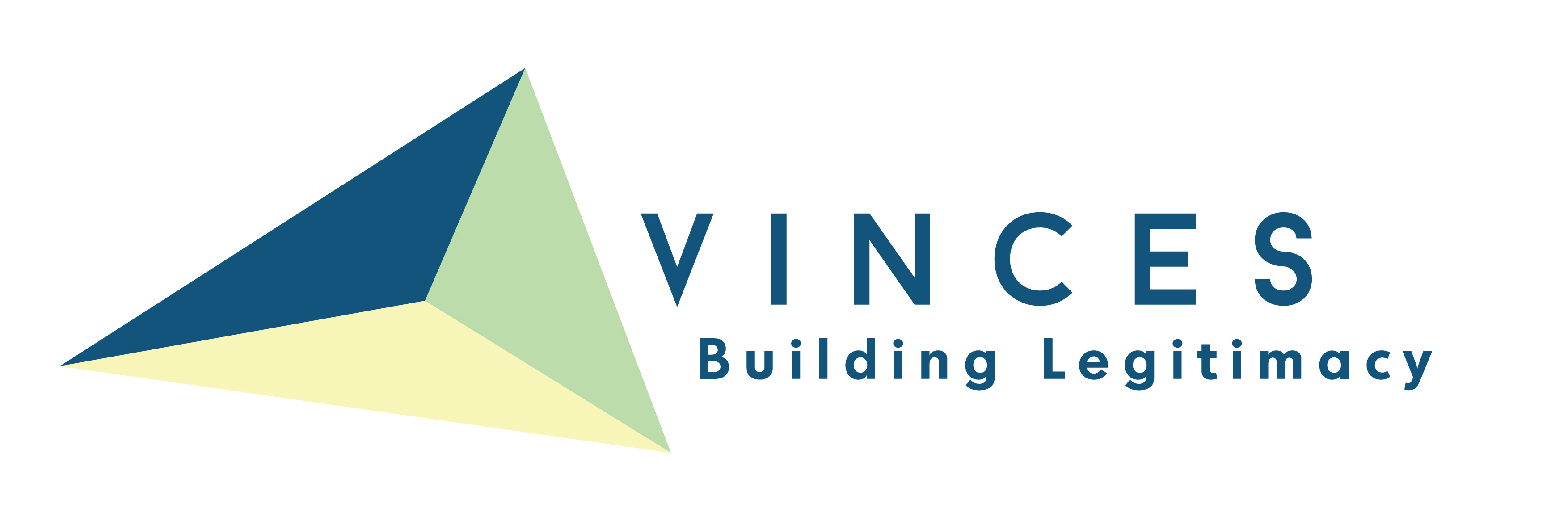 Logo Vinces Building Legitimacy