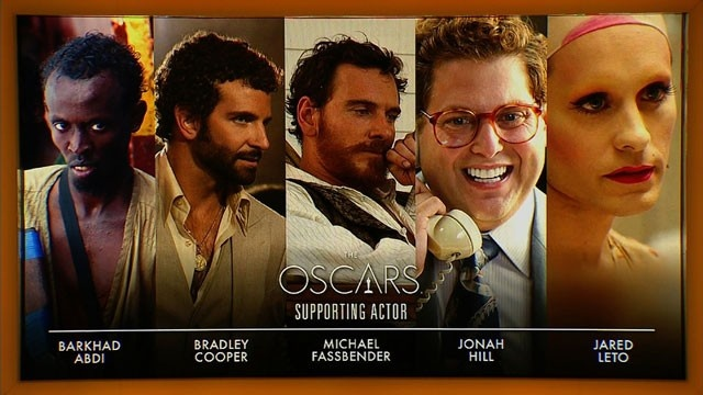2014 Oscars Best Supporting Actor Nominees Jpg