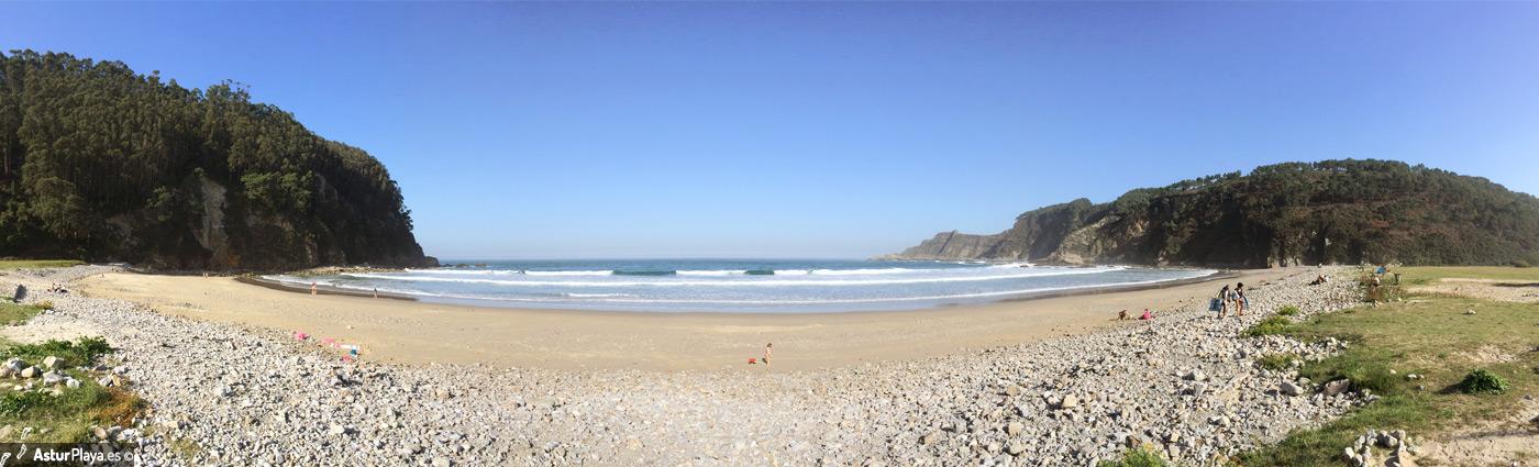 San Pedro De La Ribera Beach Cudillero2