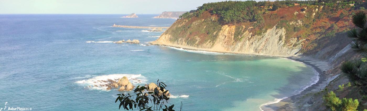 Cazonera Atalaya Beach Asturias2