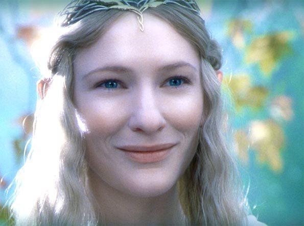 Cate Blanchett Hobbit