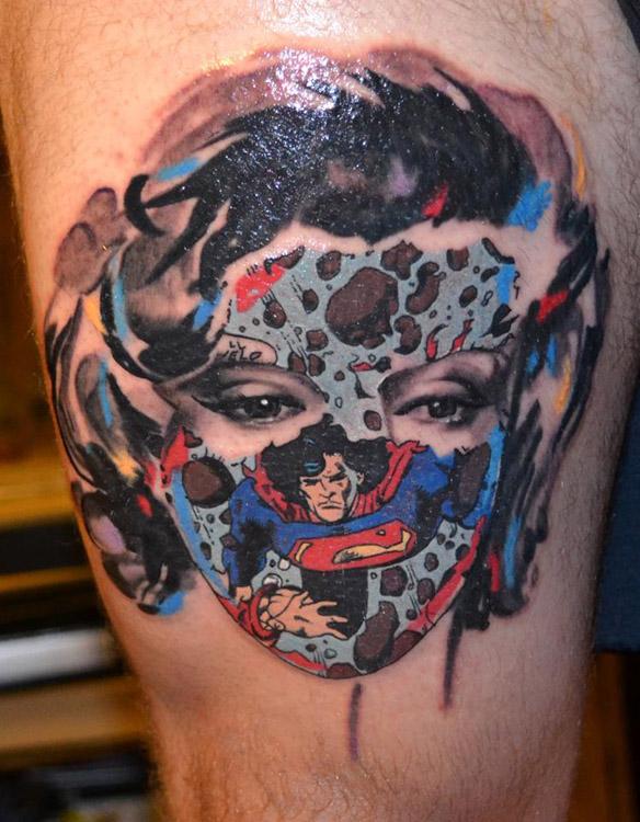 Tattoo Artist Eszter Karadî