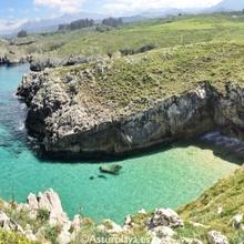 Playa de Puertu Cerrau - Llanes
