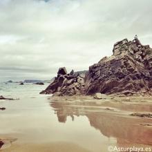 Playa de Campofrío - Cudillero