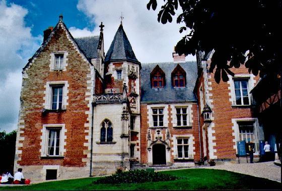 656228 Chateau Du Clos Luce Amboise