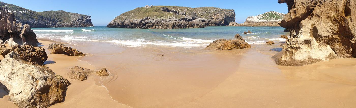 Antilles Cue Beach Llanes Asturias3