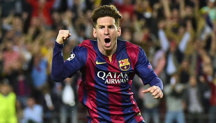 Leo Messi (FC Barcelona)