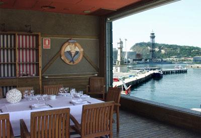 Restaurant La Barceloneta Barcelona Paella