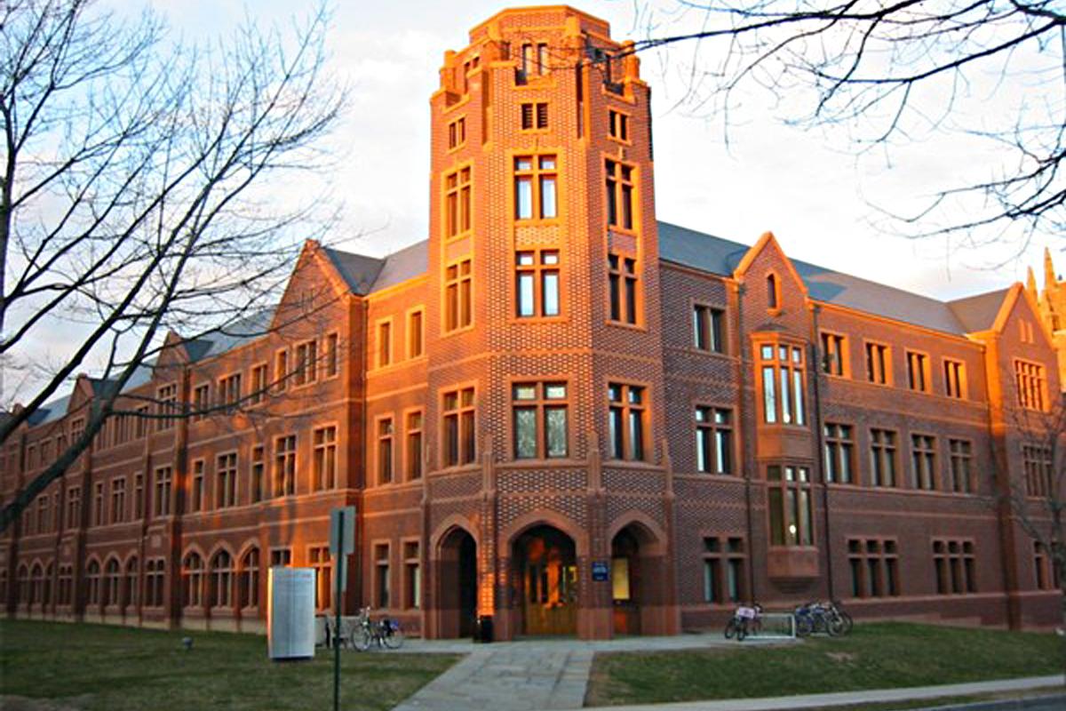 11. Universidad de Yale