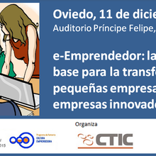 Foro e-Emprendedor-Oviedo Diciembre 2013