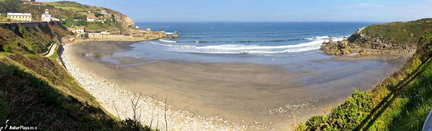 Arnao Beach Castrillon Asturias5