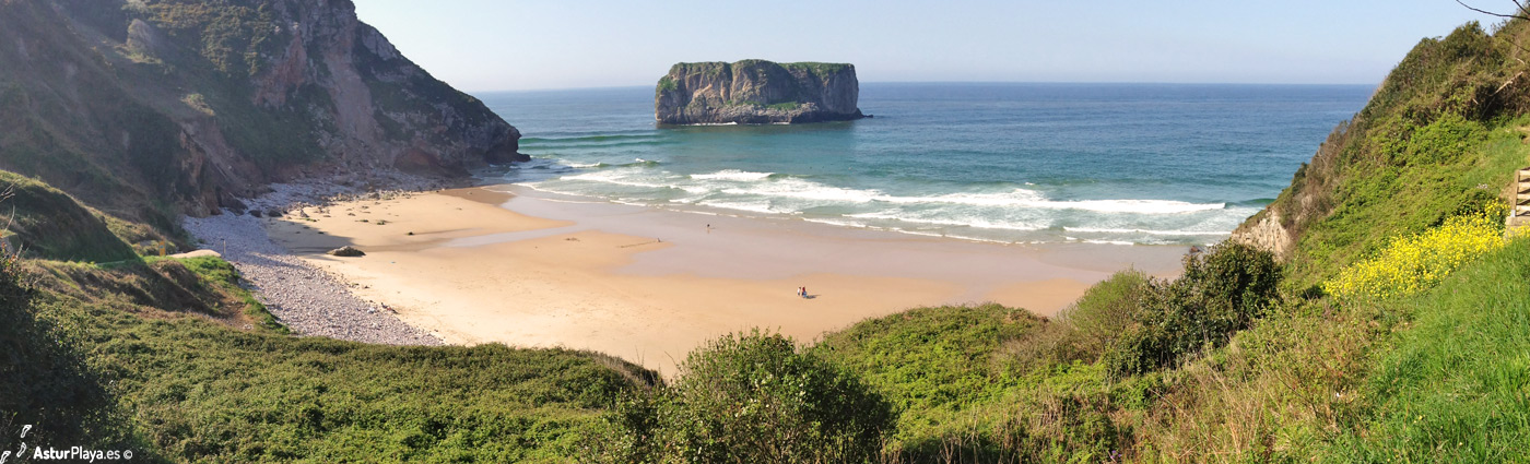 Andrin Beach Llanes Asturias3