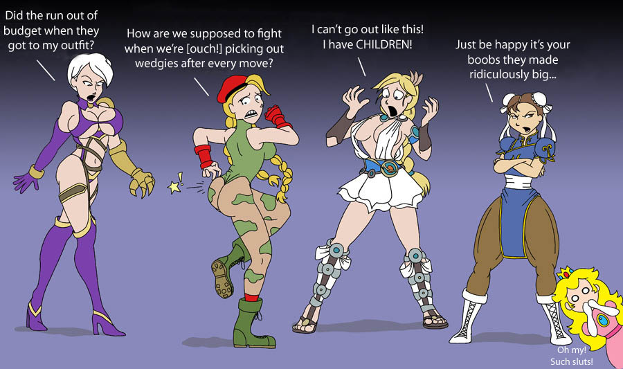 Sexist Outfits