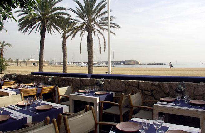 Restaurante Agua Grupo Tragaluz